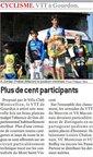 VTT à Gourdon