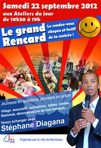 Affiche Grand rencard